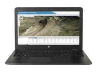 "HP ZBook 15u G3 Mobile Workstation - 15.6"" - Core i7 6500U - 8 Go RAM - 256 Go SSD T7W12ET#ABF"